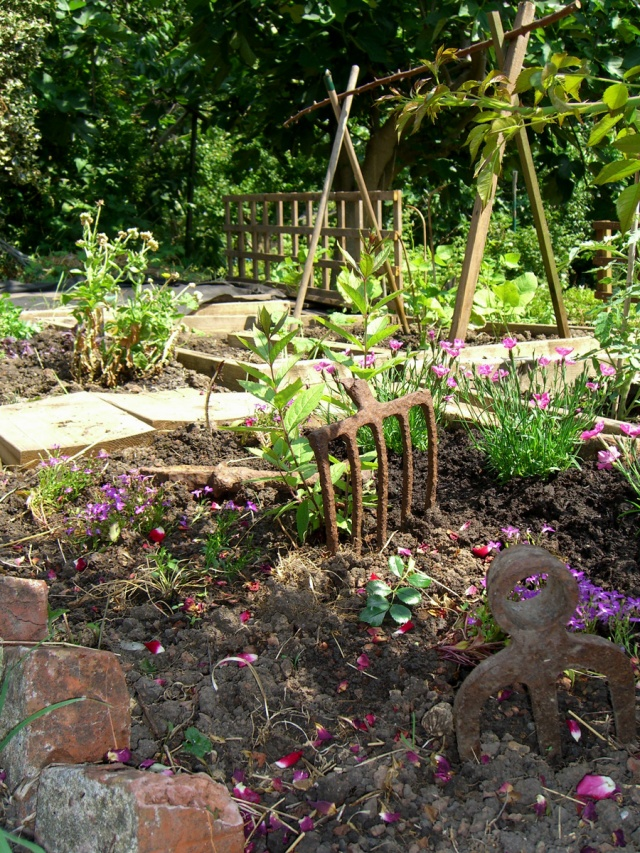 allotment-flowerbed